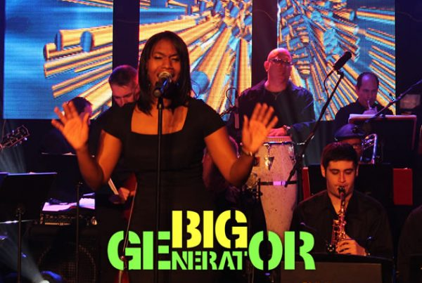 Big Generator | Incredible Philadelphia Party Band