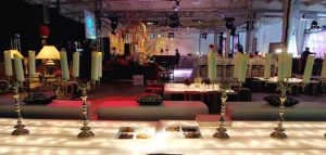 Philadelphia's Bar Mitzvah and Bat Mitzvah Planning services showing a gorgeous event venue.