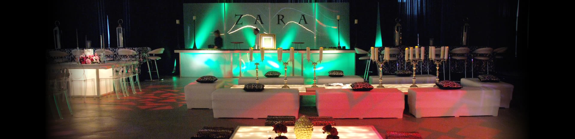 How to Light Up Your Wedding Reception