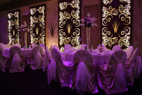 Purple Wedding Ebe Talent