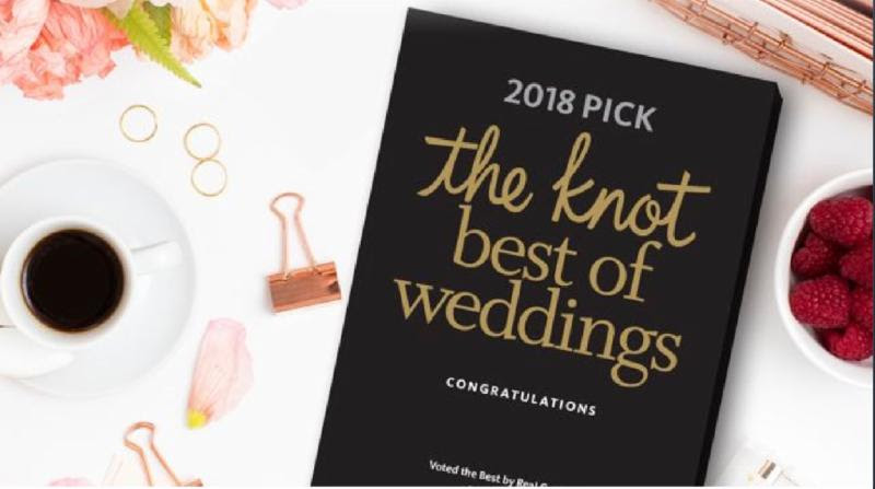 EBE Named The Know Best of Weddings 2018