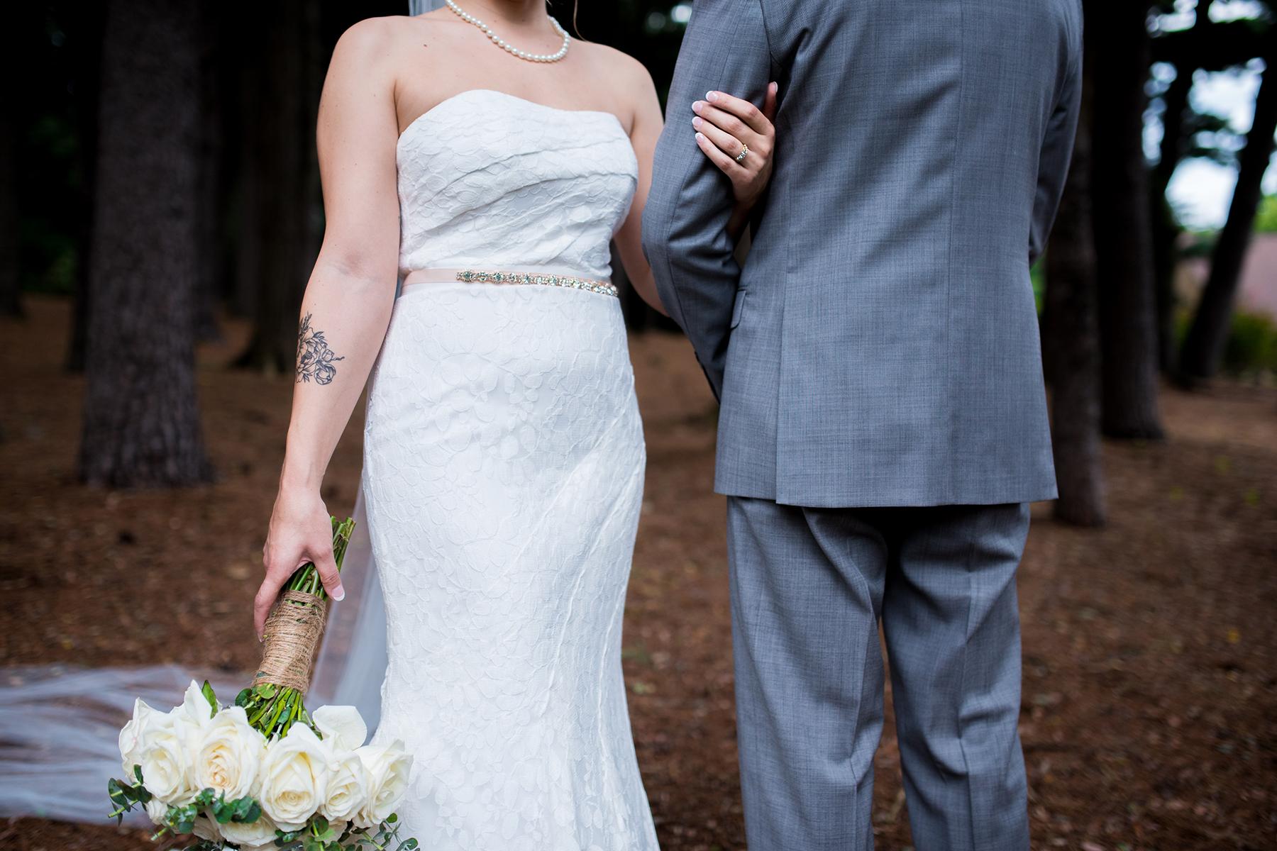 Real Weddings: Ryanne & Conner