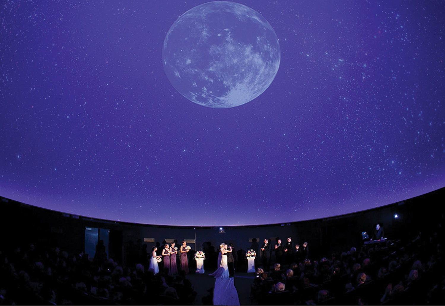 Wedding Venue Spotlight: Get Married At The Franklin Institute