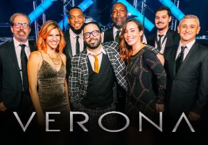 Verona | The Hottest Philadelphia Wedding Band