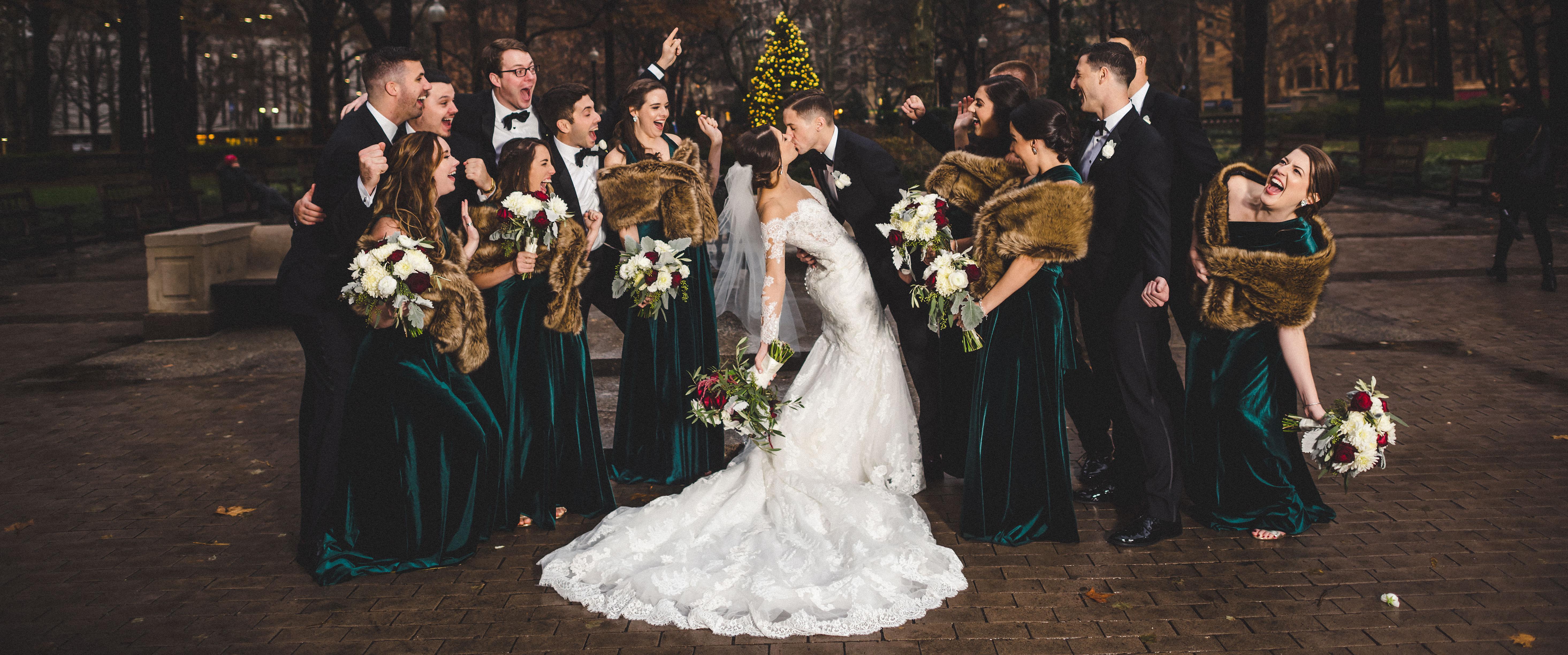 Real Weddings: Olivia & Matt