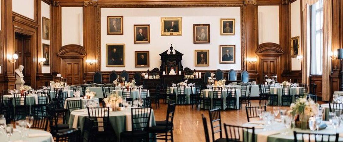 Wedding Venue Spotlight: College of Physicians of Philadelphia