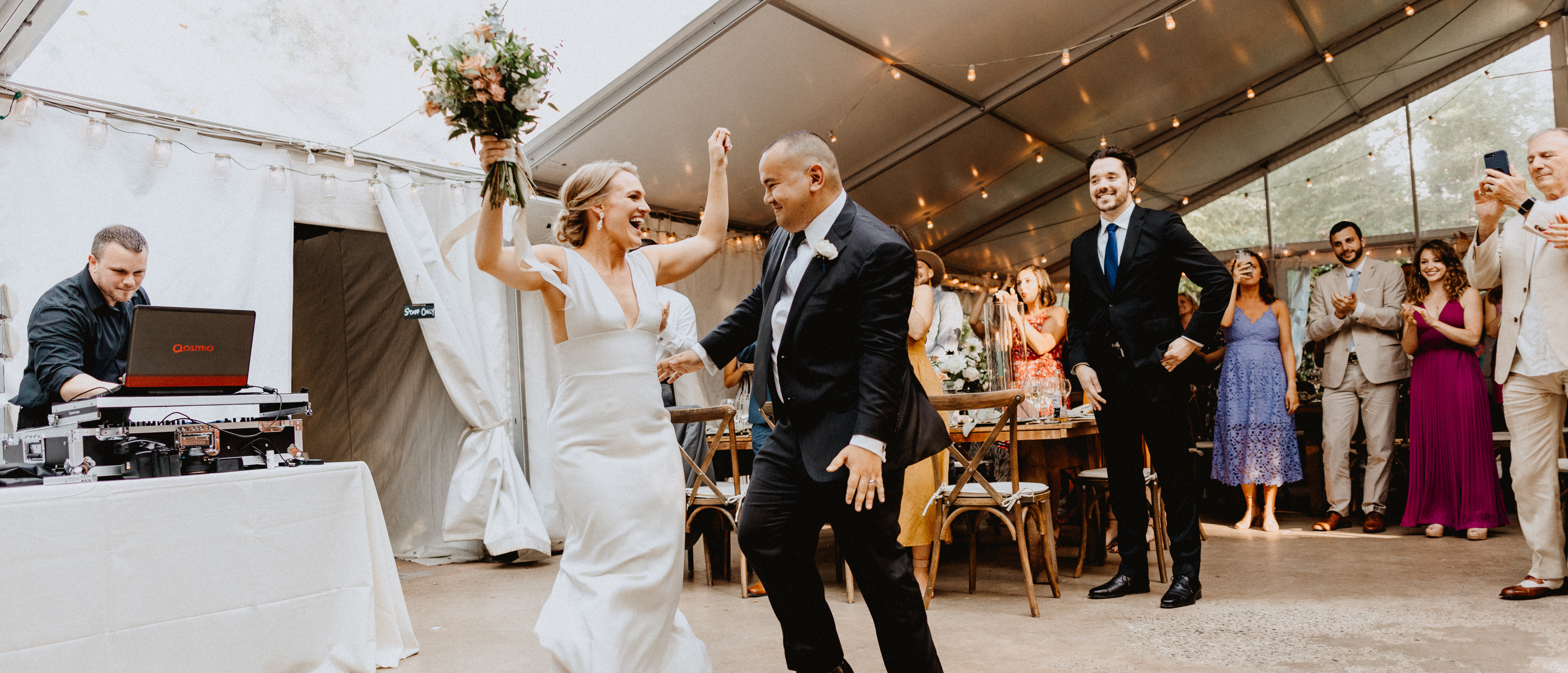 Top 10 Wedding Entrance Songs: Fall 2019